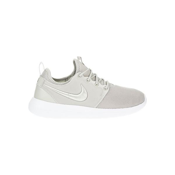 Nike Roshe Two BR sneakers dames beige-wit maat 37,5