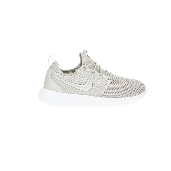 Nike Roshe Two BR sneakers dames beige-wit maat 36,5
