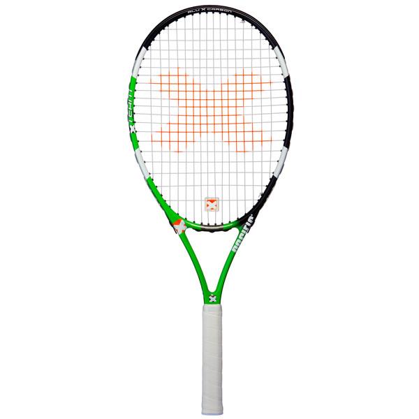Pacific tennisracket X Team 1.35 junior groen/zwart