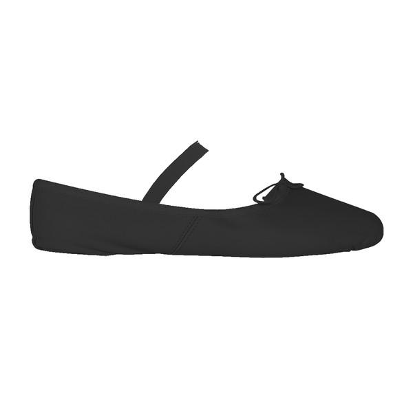 Papillon balletschoenen zwart maat 26,5