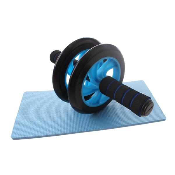Penn buikspierwiel 16,5 cm blauw