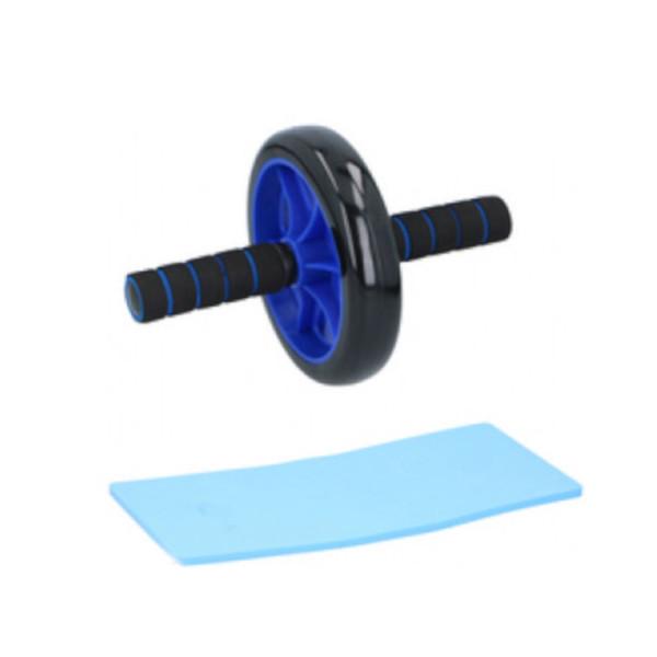 Penn buikspierwiel 18,5 cm blauw