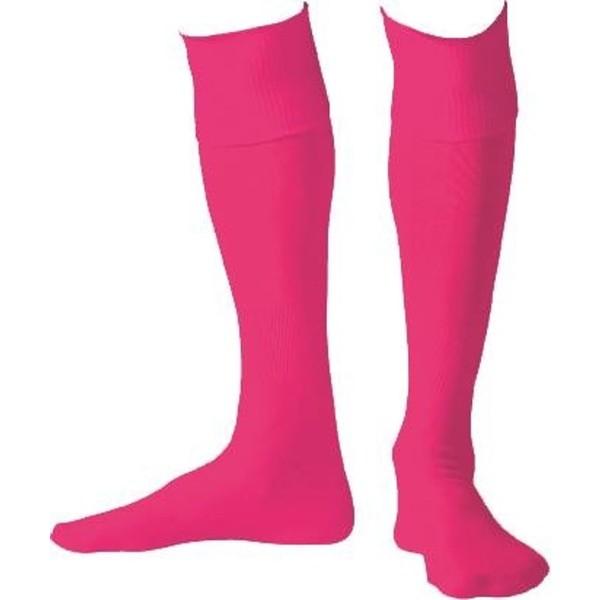 Piri Sport Hockeysokken fluor junior roze maat 31/35