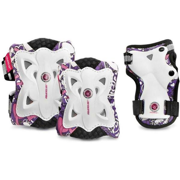 POWERSLIDE beschermingsset meisjes, »Pro Butterfly«