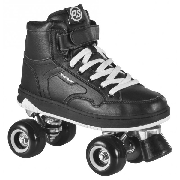 Powerslide Quad Skates Player Adult Zwart