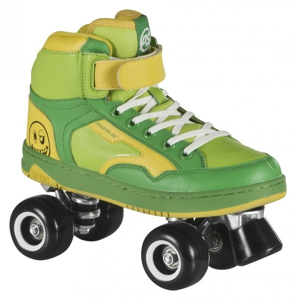 Powerslide Quad Skates Player Adult Groen