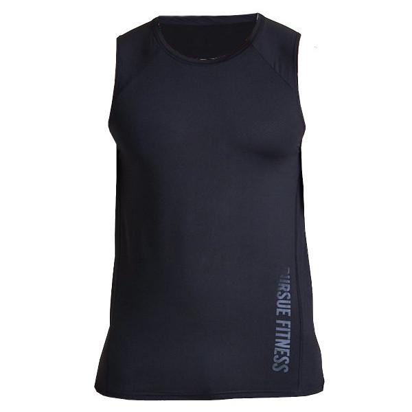 Pursue Fitness sporttop breatheasy heren zwart maat XL