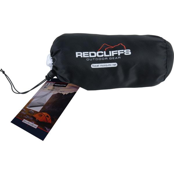 Reisklamboe-Muggennet met draagtas (Redcliffs Outdoor Gear)