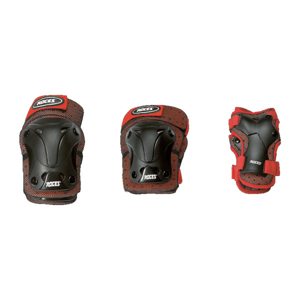 Roces Ventilated (3-pack) Jr