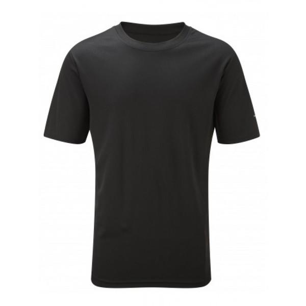Ronhill sportshirt Everyday heren zwart maat S