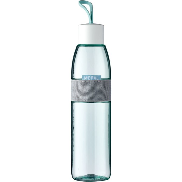 Rosti Mepal waterfles Ellipse 30 cm groen/transparant 700 ml
