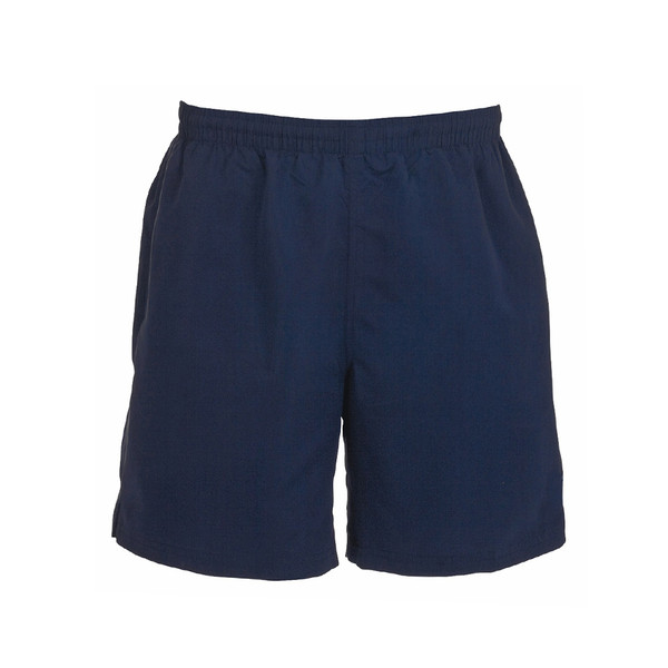 Rucanor Custer sportbroek junior blauw maat 128