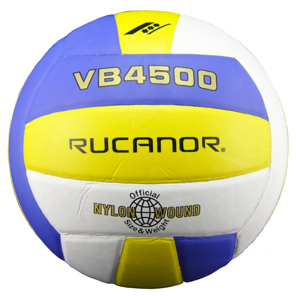 Rucanor volleybal VB3500 gel-blauw-wit maat 4