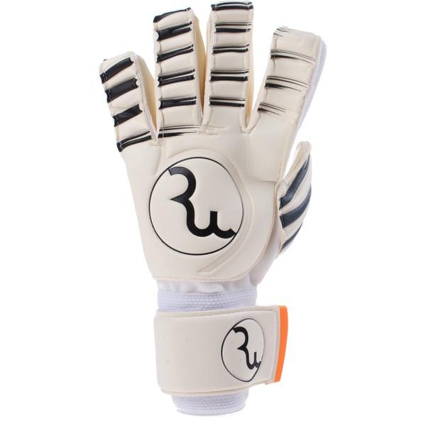 RWLK keepershandschoenen The Original Flat Finger wit maat 11