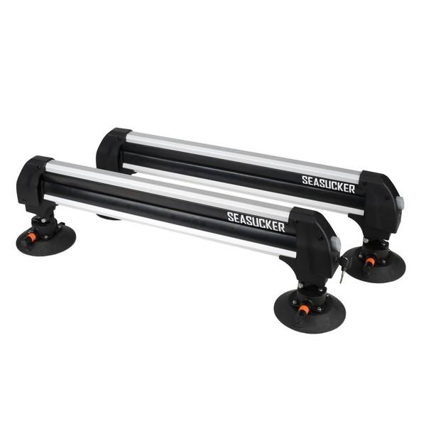 SeaSucker ski-snowboard rek zwart