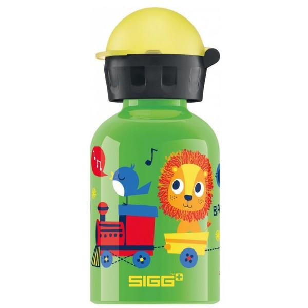 Sigg drinkbeker jungletrein 300 ml groen