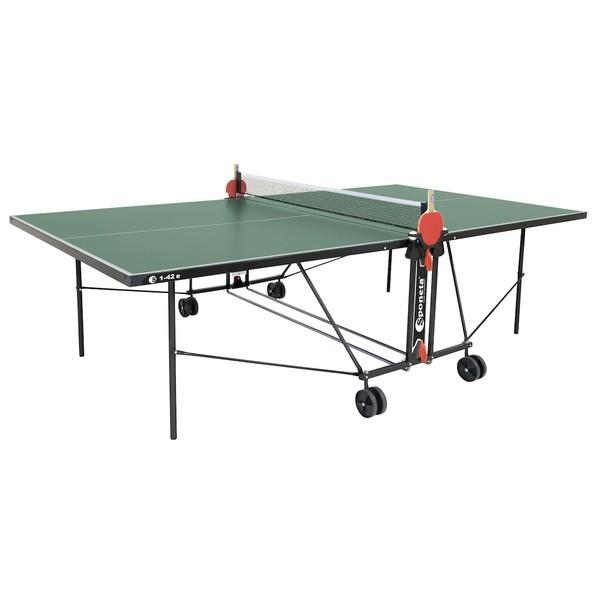 Sponeta S1-42i tafeltennistafel hobbyline compact groen