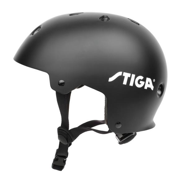 Stiga helm Street RS unisex zwart maat 59 61