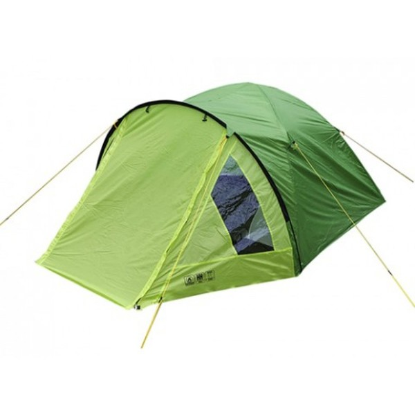 Summit Hydra Dome 3 persoons tent 220 x 310 x 130 cm groen