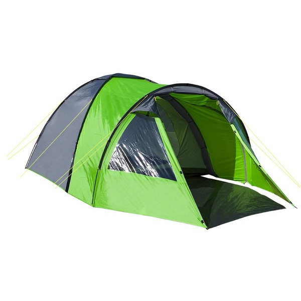 Summit Pinnacle Dome 5 persoons tent 470 x 300 x 200 cm groen
