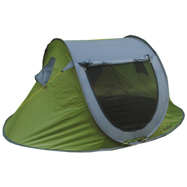 Summit Pop Up Dome 3 persoons tent 235 x 180 x 110 cm groen