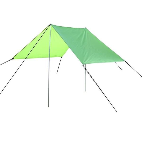 Summit Schaduwdoek Tarp Canopy 3 x 4 meter groen