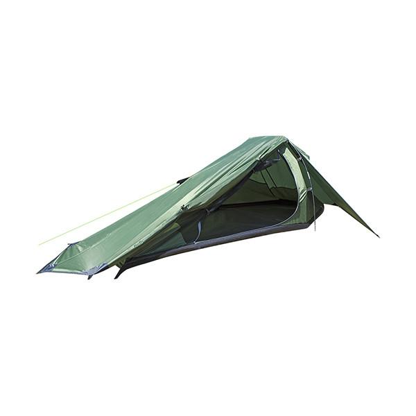 Summit trekker tent tweepersoons groen 315 x 240 x 95 cm