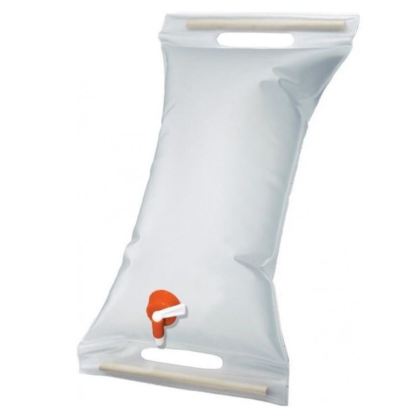 Summit waterzak Roll Up transparant 10 liter