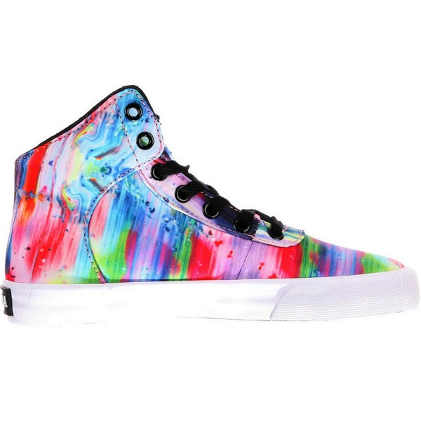 Supra Dames Sneakers Paint Splatter Maat 37,5