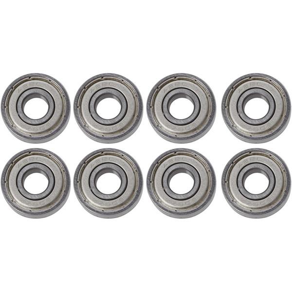 Tempish kogellagers Abec 7 zilver 8 stuks