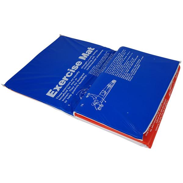 Tunturi-Bremshey Pvc Aerobic-fitnessmat 180 X 60 X 2,5 Cm Stuk