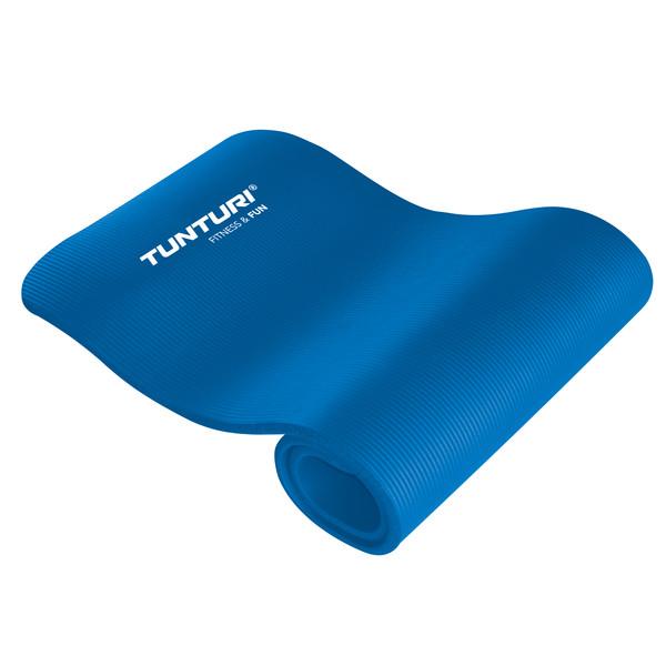 Tunturi-Bremshey Fitnessmat Blauw 185 X 60 1,5 Cm Stuk