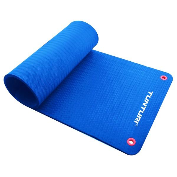 Tunturi-Bremshey Fitnessmat Pro 180cm Blauw Stuk