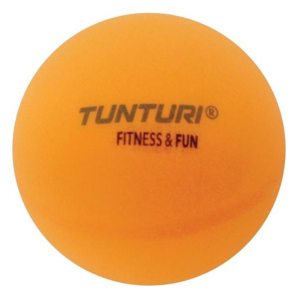 Tunturi Tafeltennis Ballen Orange 6stuks