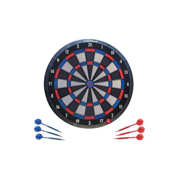Unicorn elektronisch dartbord inclusief pijlen 55 x 57 cm