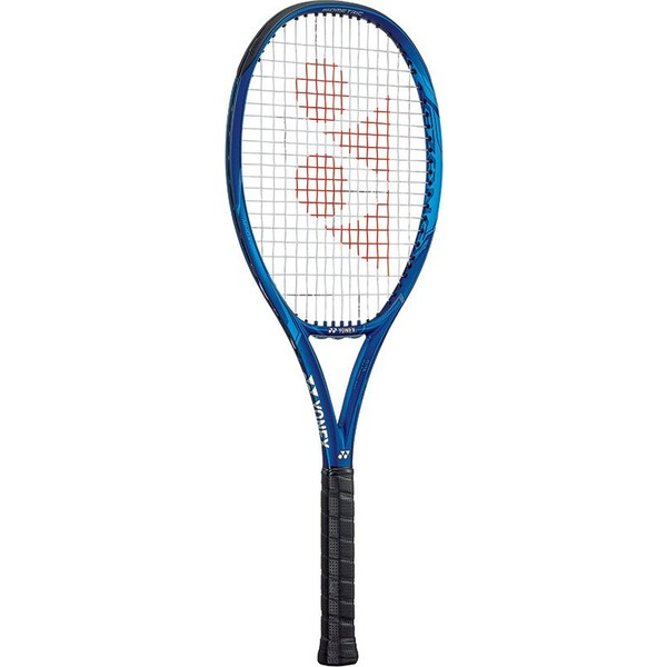 Yonex tennisracket Ezone 100 blauw gripmaat L1