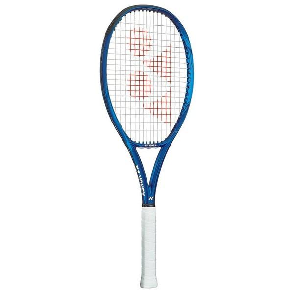 Yonex tennisracket Ezone 100L blauw gripmaat L3