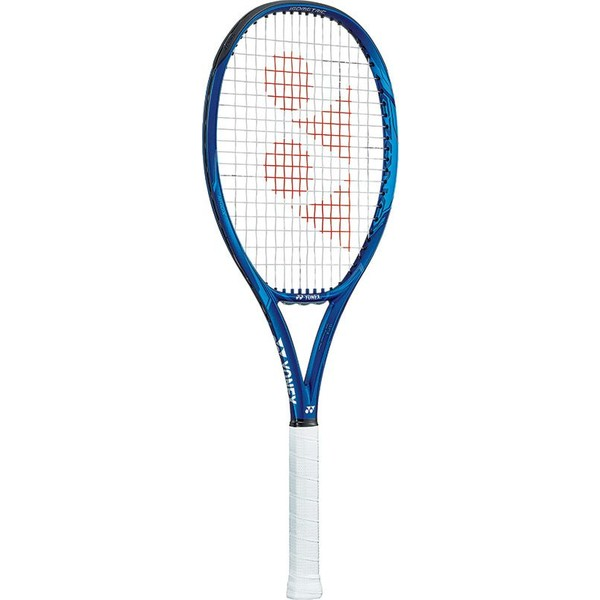 Yonex tennisracket Ezone 100SL blauw gripmaat L0