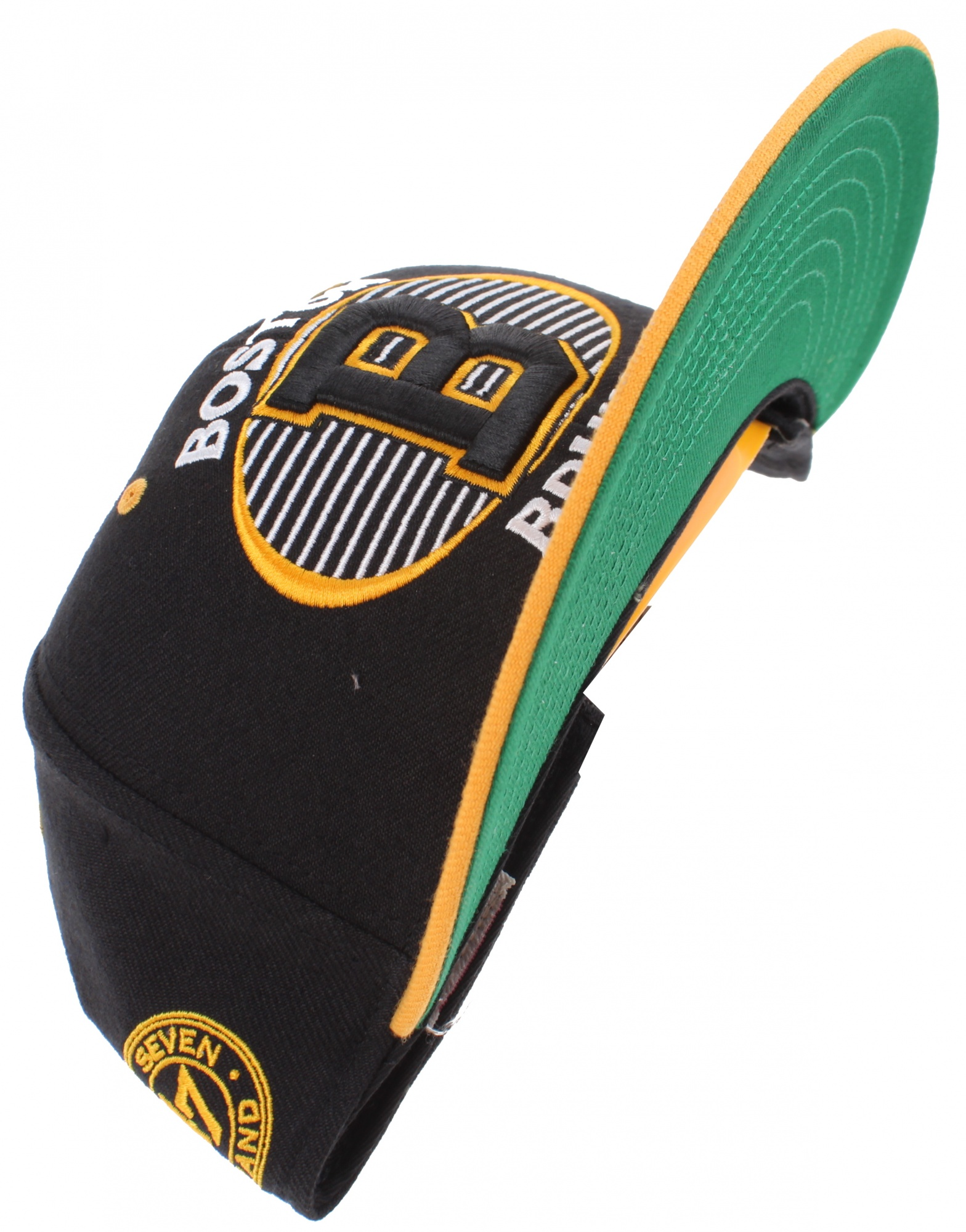 3ee852fcbff9d 47 Brand Boston Bruins cap black   yellow one size - Internet ...