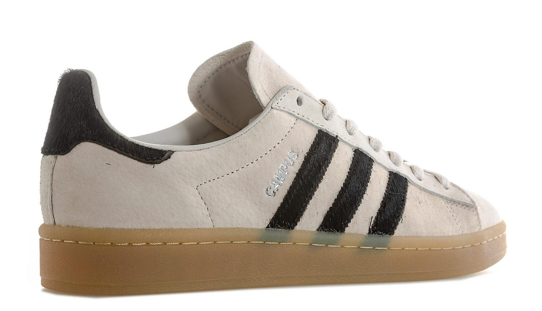 designer fashion b6b88 ad1ba Adidas Campus ampcasuals Heren Sport Sneakers Beige Internet
