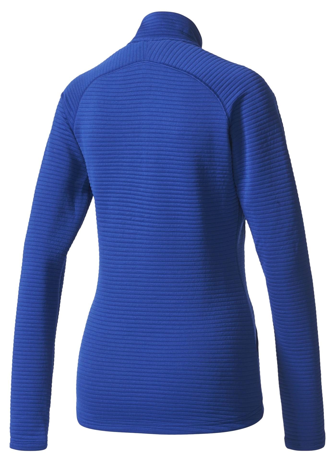 8c79e35b3c7 adidas Essentials golf vest 3-stripes dames blauw - Internet ...