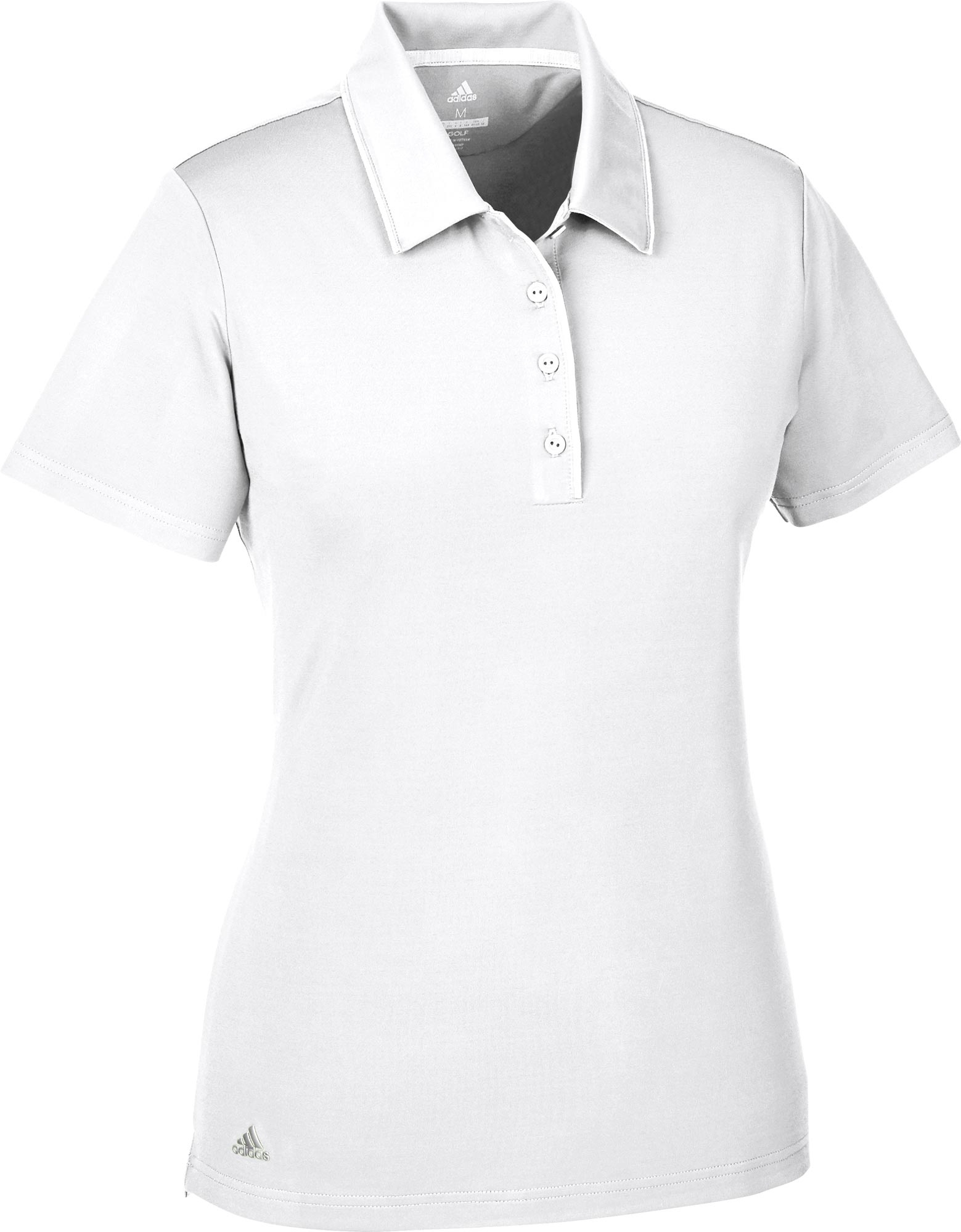 polo adidas femme blanc