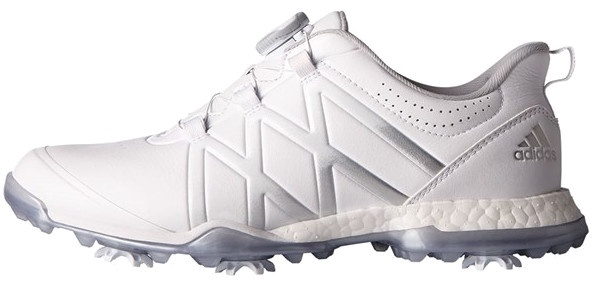 golf shoes Adipower Boost Boa Ladies White 36