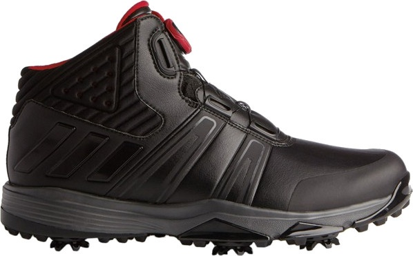 golf shoes Climaproof Boa black men