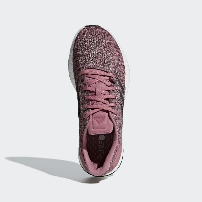 adidas hardloopschoenen Pureboost DPR dames roze Internet