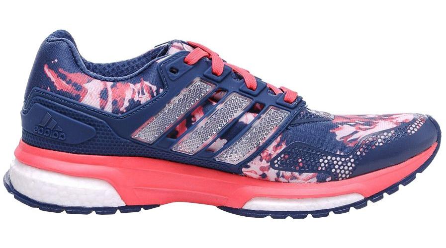 4ed19aff2f2d adidas running Response 2 Graphic shoes women blue - Internet ...