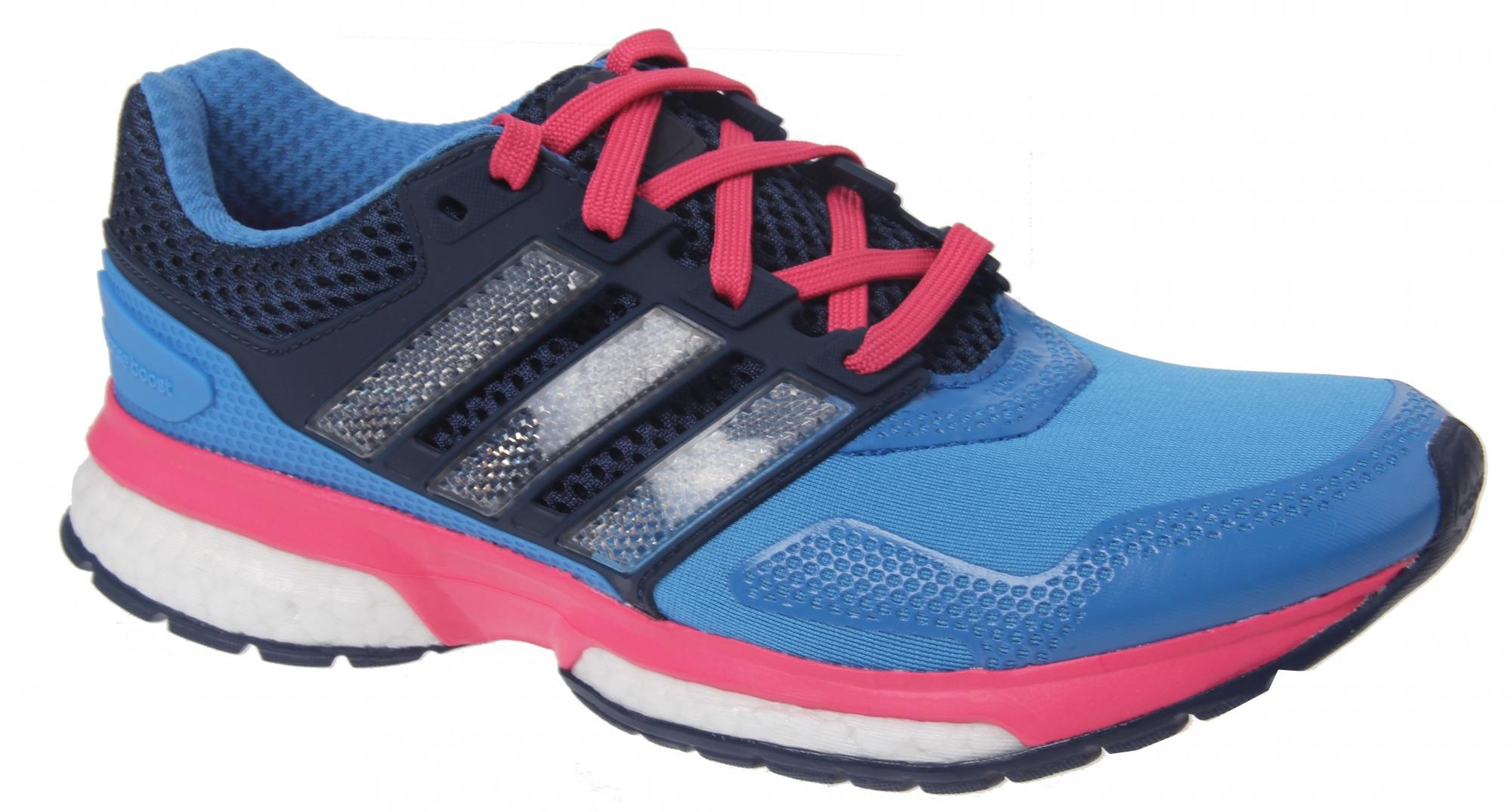 new styles 88ee3 7f409 adidas Running Response 2 TF ladies blue  pink