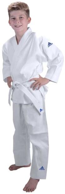 e80448fa161 adidas judopak J181 junior wit - Internet-Sport&Casuals