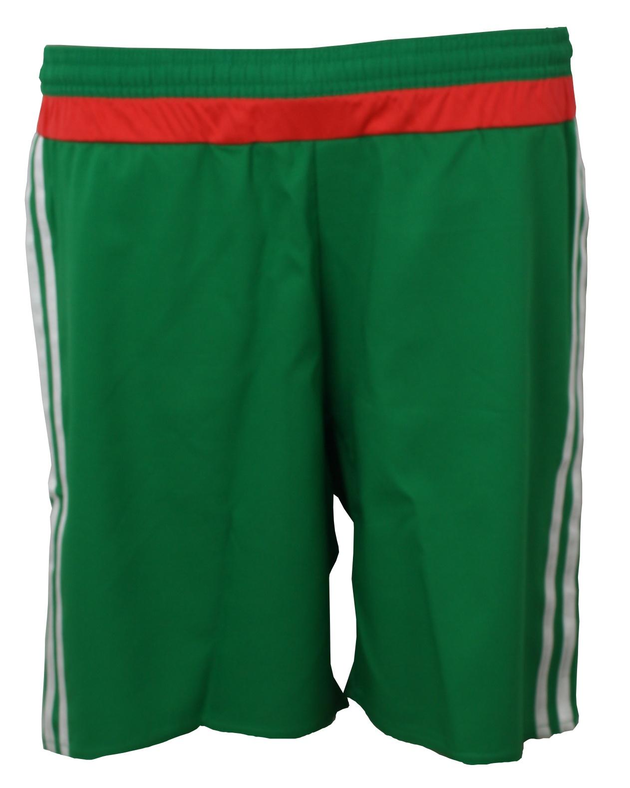 Torwart Hosen P Adizero Top 15 Männer grün rot  billig