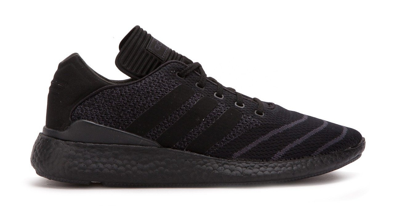 the best attitude 6bae7 f3b52 adidas sneaker Busenitz Pure Boost men black
